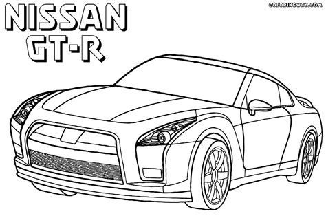 nissan cars coloring pages nissan coloring pages coloring nissan skyline free colouring pages
