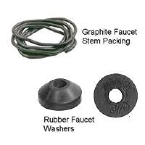 Faucet Stem Packing by How To Repair A Leaking Shower Faucet