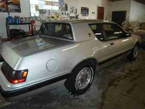 how does a cars engine work 1986 mercury sable user handbook buy used 1986 mercury cougar xr7 turbo in jamestown new york united states