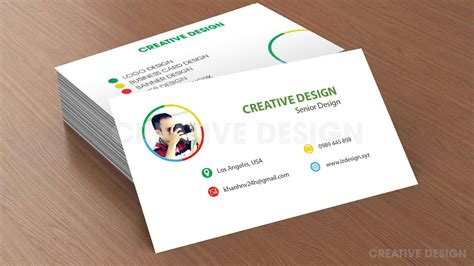 business card template photoshop tutorial business card design in photoshop tutorials image