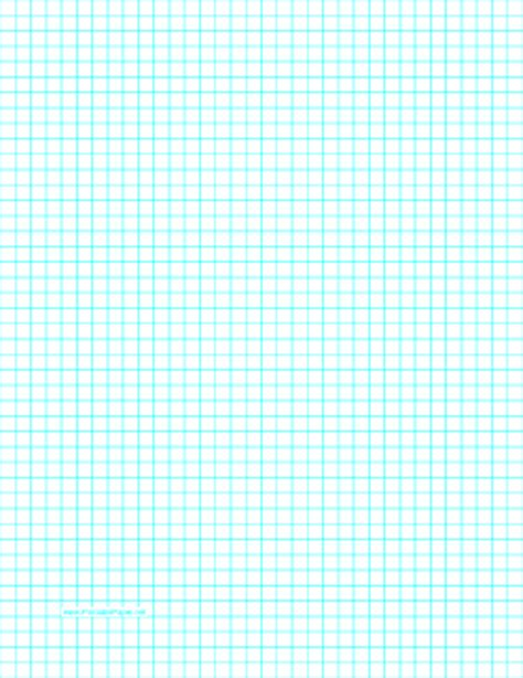 printable graph paper blue lines printable graph paper with four lines per inch on letter