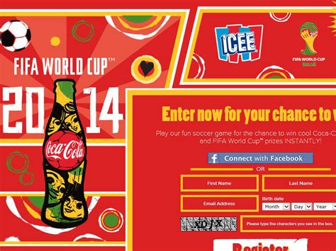 Coca Cola Instant Win - coca cola icee soccer instant win sweepstakes