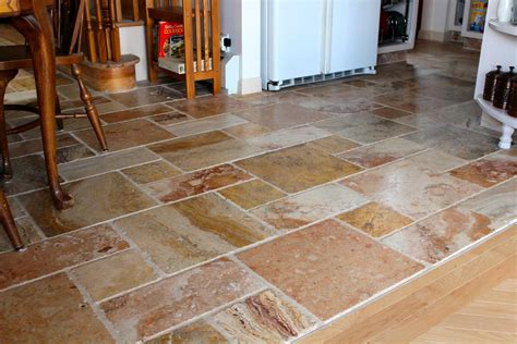 tile kitchen floor ideas kitchen floor tiles afreakatheart