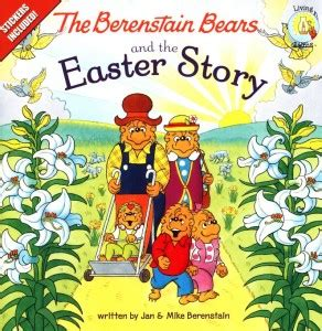 the story of easter golden book books new themed berenstain bears books review