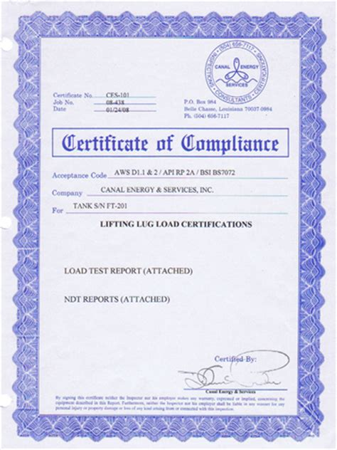 diodes inc certificate of compliance 28 images xck010099 xck010099 oneida air systems inc