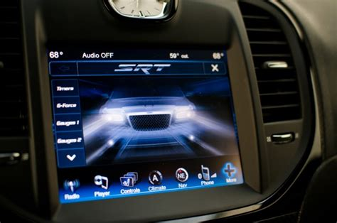 chrysler 300 navigation system 2012 family cars with the best navigation systems