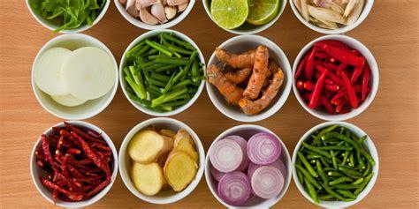 ingredient cuisine koh samui cooking ingredients you need in your