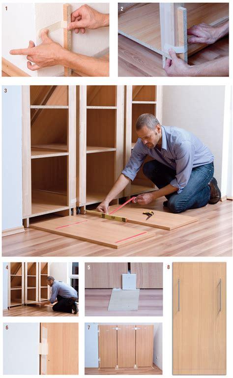 costruire un armadio fai da te come costruire un armadio angolare bricoportale fai da