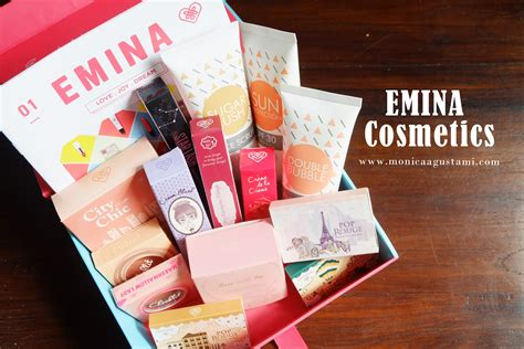 Produk Make Up Emina Makeup Emina Mugeek Vidalondon