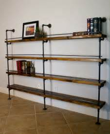 Wood Ladder Bookshelf Plans by D 233 Co Et Meubles Comment Choisir Une Biblioth 232 Que Industrielle Bricobistro