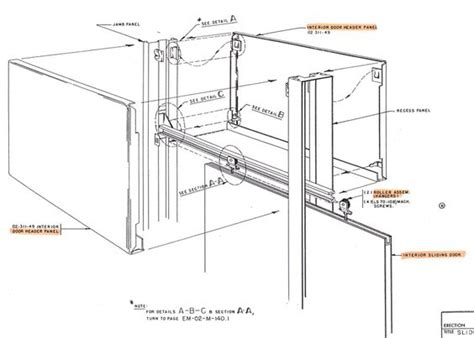 how swings work pockets doors and pocket doors on pinterest