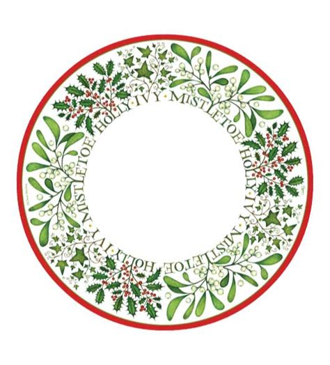 decorative paper dinner plates christmas paper plates and napkins