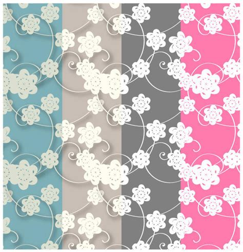 photoshop pattern to illustrator paper flowers patterns swatches free photoshop and