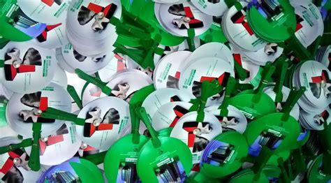 Kipas Plastik Promosi kipas plastik promosi bank sumsel jual kipas promosi costum