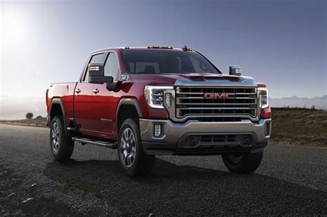 2020 Gmc Models by Gmc 2020 Heavy Duty Lineup Continues With Hd Models