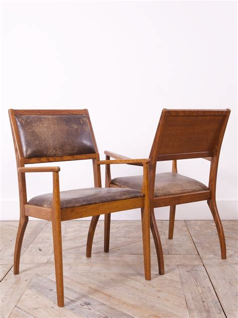 oak armchairs 1970s oak armchairs drew pritchard ltd