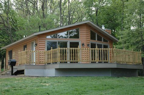 County Park Cabins by Pine Grove Cabins County Iowa