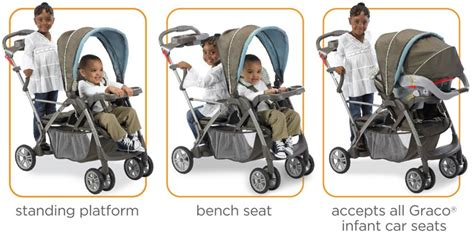 graco room for 2 graco room for 2 metropolis black grey 1 pack ca baby