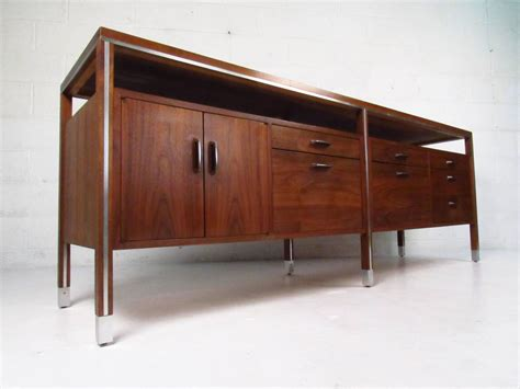 office credenza mid century modern office credenza by directional at 1stdibs