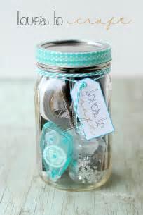 mason jar christmas gift ideas the idea room