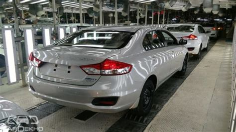 vehicle ride comfort maruti ciaz crosses 1 lakh sales milestone