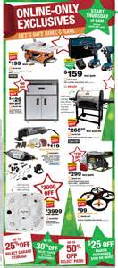 home depot black friday 2015 tool deals