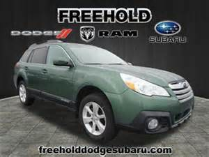 Freehold Dodge Subaru 2014 Subaru Outback For Sale Carsforsale