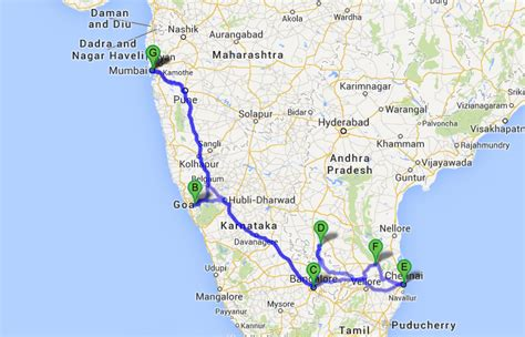 Mumbai To Goa Picture And Images