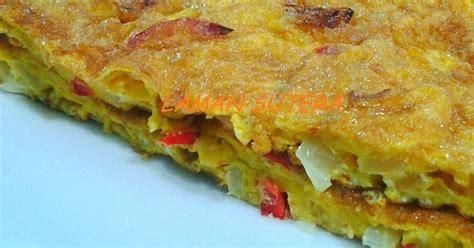 cara membuat telur asin varian rasa laman sutera cara membuat telur dadar omelette yang