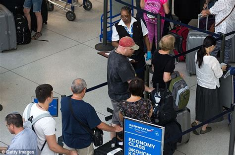 Tsa Employment Background Check Account Threatens Attacks At Heathrow Lax And New York S Jfk