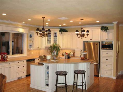 white country kitchen cabinets 40 drool worthy kitchen island designs slodive