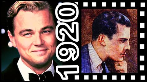mens hair cut styles of the roaring twenties the real 1920 s men s hairstyles and fashion youtube