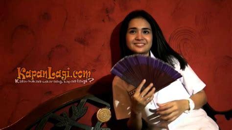 michelle ziudith di film syuting di hongkong michelle ziudith bawa sambal teri