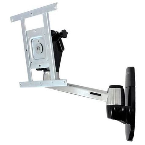 tv swing arm pcm ergotron lx hd wall mount swing arm mounting kit