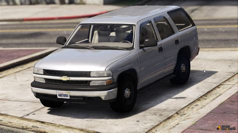 2006 Chevy Suburban by 2006 Chevy Suburban For Gta 5