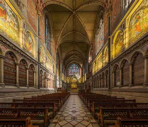 Oxford Interiors by File Keble College Chapel Interior 1 Oxford Uk Diliff
