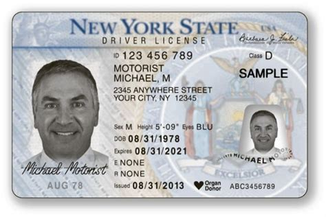 new york id card template ny driver s licenses get harder to ny daily news