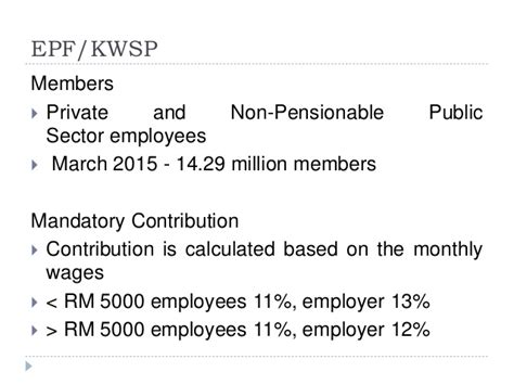epf employers contribution rate increase to 13 1 social security in malaysia
