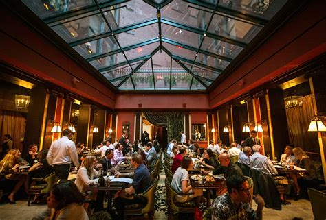restaurants in nyc with dining rooms the nomad in new york nytimes