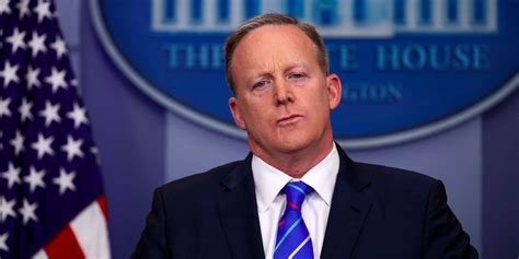 sean spicer no camera sean spicer hasn t held a formal press briefing in over a