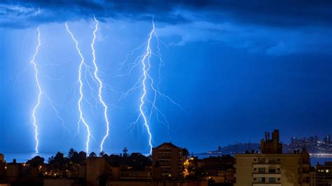 imagenes sorprendentes de tormentas tormenta electrica