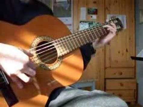 was heiã t nothing else matters auf nothing else matters on classical guitar