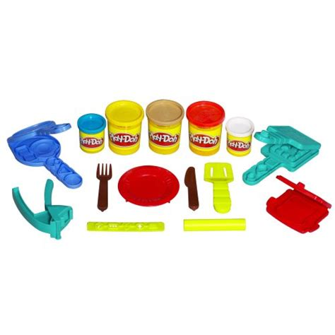Squish For By Jaya Cell 88 play doh breakfast time set