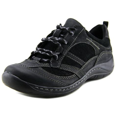 earth athletic shoes earth earth redroot nubuck leather brown walking