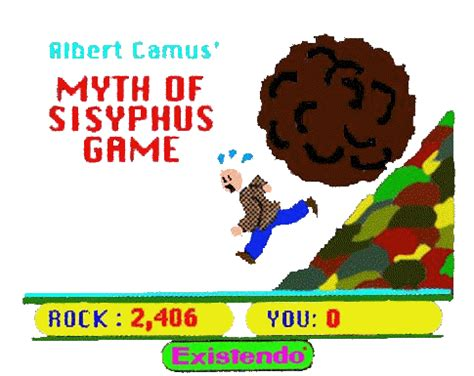 libro the myth of sisyphus existendo home page