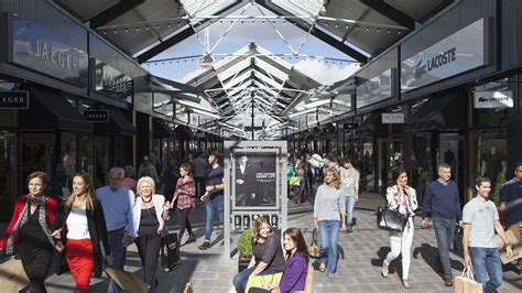 mcarthurglen designer outlet bridgend at bridgend united