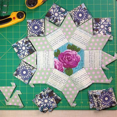 free patterns english paper piecing verykerryberry english paper piecing prepping