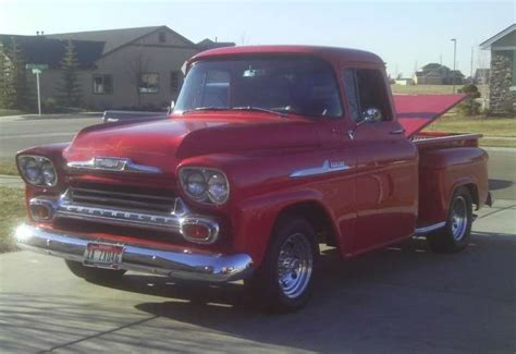 1958 Chevrolet Apache For Sale 1958 Chevrolet Apache For Sale In Middleton Idaho