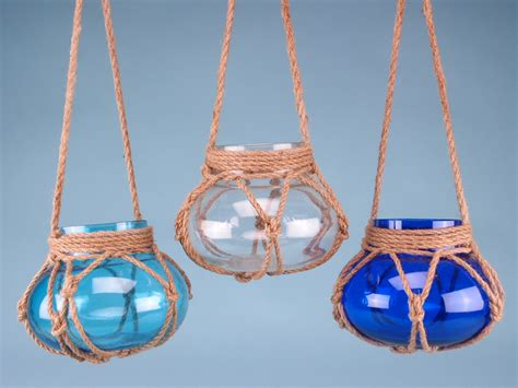 Hanging Tealight Holders by Hanging Glass Tealight Holders Sdl Imports Ltd