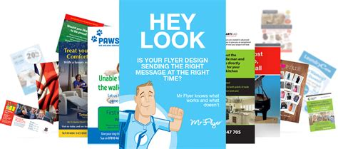 leaflet design rate award winning flyer yourweek